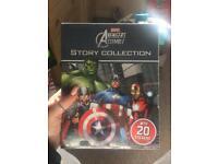 Brand new avengers book set