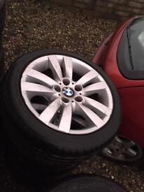 "17"" BMW E90 3 Series Sport Alloys 5x120"