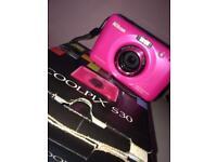 Nikon Coolpix S30