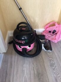 Hetty vac cleaner