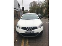Quick Sale 62 Plate Qashqai 1.5 Dci