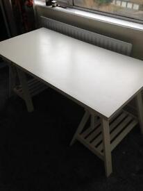 IKEA TRESTLE DESK