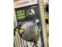 (Used) Cobra Fly-Z S 15* 3 Wood With Headcover