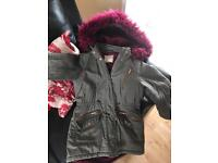 Girls Parker coat