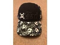 Jack Skellington baseball hat