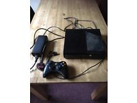 Xbox 360 console and 1 controller. Excellent used condition