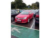 Vauxhall Astra SXI 2009