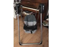 Graco electric baby swing