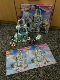 Disney Princess Lego Set - 41062 - Frozen Castle