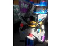 Imaginex Batman castle, figures and vehicles