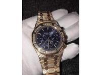 Audemars Piguet Ap Watch Gold Boxed