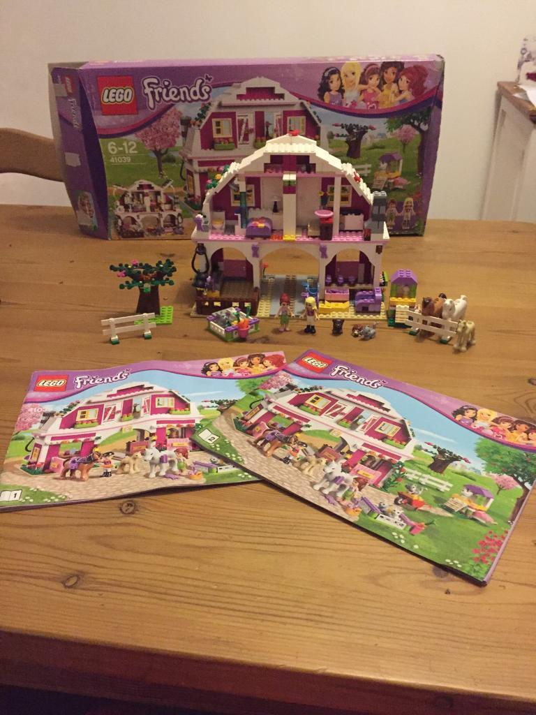 Lego Friends Stable Playset Sold In Llantrisant Rhondda Cynon Taf