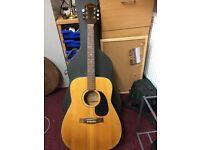 Harmony accoustic guitar
