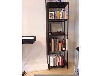 IKEA bookshelf black