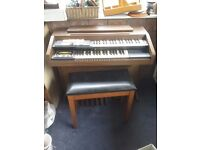 Hammond Electronic Organ