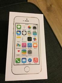 iPhone 5s locked to 02