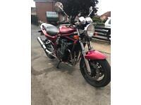 Suzuki Bandit 1200 Mot May px