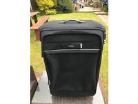 MASSIVE Samsonite lockable suitcase