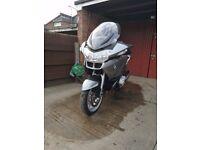 BMW R1200 RT R1200RT Touring motorbike