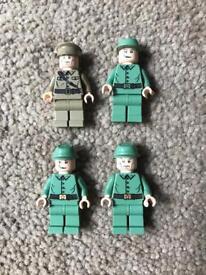Lego Indiana Jones German soldiers