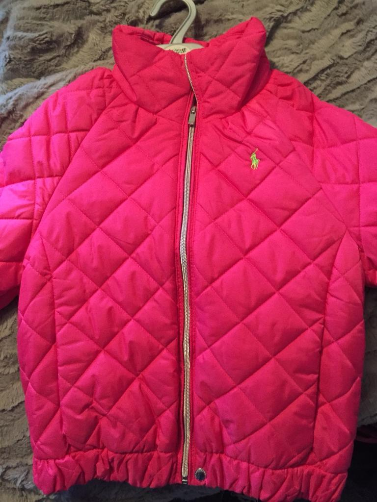 Girls Ralph Lauren coat