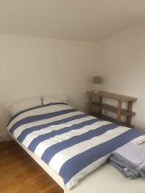 Large double room (+office) available in a two bed house (no agent)
