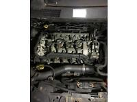 Vauxhall Corsa d z13dtj running engine. 1.3 cdti. Maybe same as Astra combo