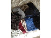Maternity clothes bundle size 14 L