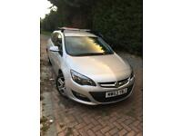 Vauxhall astra CDTI one owner