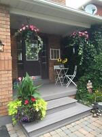 10MINUTES NORTH OF 407HOME FOR SALE PRICE REDUCTION-----$459000