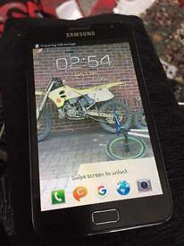 Samsung galaxy note 1(16gb) unlocked (mint condition)