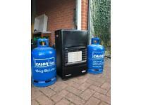 Gas heater calor gas portable heater