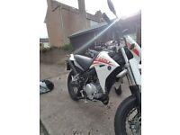 Yamaha xt125x 2016