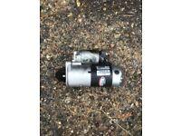 VAUXHALL ASTRA H 2008 / ZAFIRA B 1.9 CDTI 150BHP STARTER MOTER VGC 07594-145438