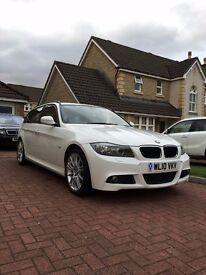 BMW 318d Tourer M Sport Business Edition 2010
