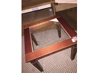 Second hand small coffee table £8