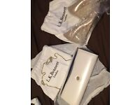 L.K.Bennett clutch bag and Heels. Brand New. Never Used.