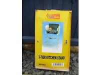 Camping 3 Tier Kitchen Stand.