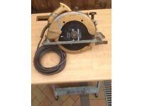 FOR SALE: Very powerful circular power saw