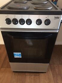 Beko stand alone electric cooker