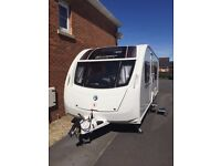 2012 Swift Challenger Sport 564 sr Caravan with Extras