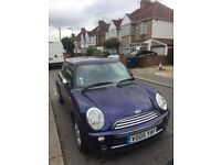 Mini One 05 Plate - 1.6 manual - Very Low Mileage - Purple Cooper - Excellent Condition