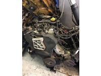 Vauxhall vivaro engine 1.9