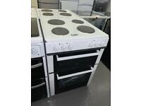 🟩🟩 PLANET APPLIANCE - 60CM WIDE BUSH ELECTRIC COOKER WITH WARRANTY INCL!