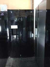 NEW-NEW**American style fridge freezer 2door Beko Warranty Included SALE ON £299