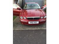 Jaguar xtype 4x4 sport 2.5l petrol fsh new tyres 76k red