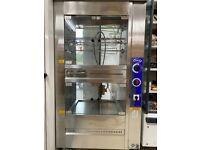 FREE STANDING CHICKEN ROASTED MACHINE (20) BRAND NEW