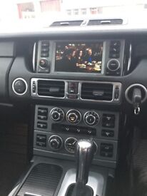 Range Rover TDV8 nearly 2008 57 Reg Vogue with rear entertainment