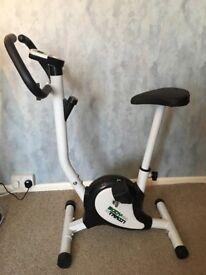 Exercise bike- £25