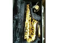 Alto saxophone Sonata ,excelent condition